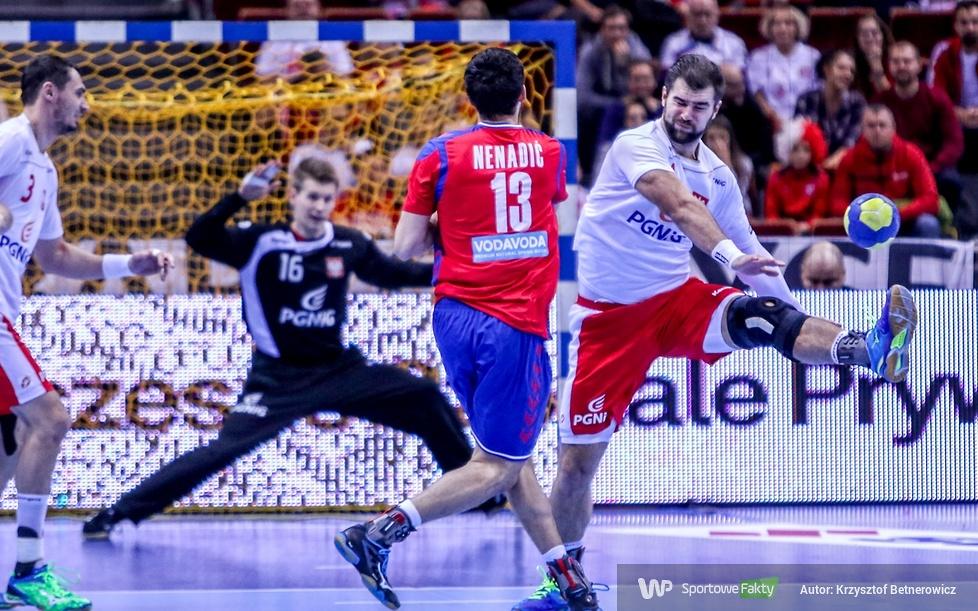Polska - Serbia 32:37 (galeria)