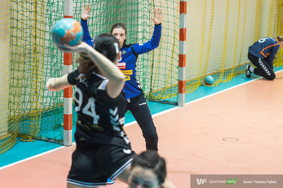 SPR Olkusz - Korona Handball 21:31 (galeria)