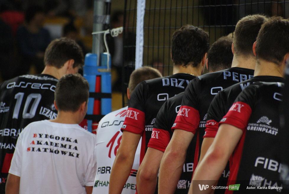 Łuczniczka Bydgoszcz - Asseco Resovia Rzeszów 0:3 (galeria)