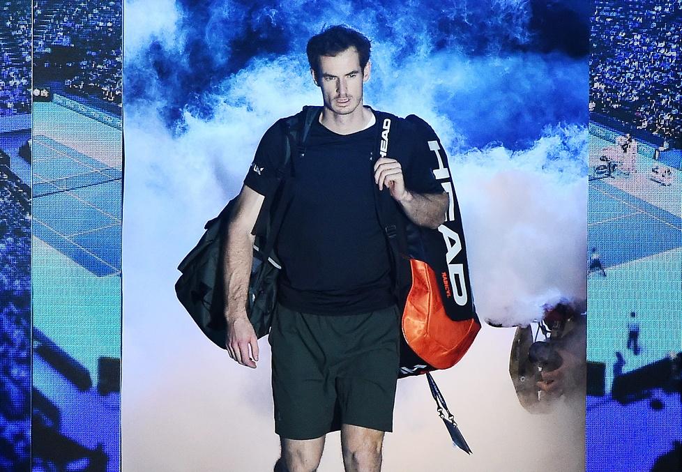 Andy Murray triumfatorem londyńskiego turnieju Masters (galeria)