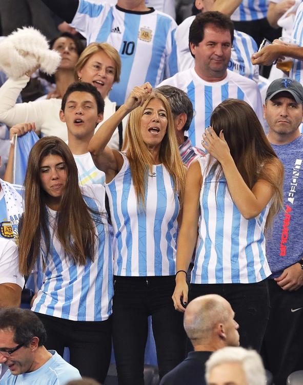 Puchar Davisa pierwszy raz dla Argentyny (galeria)