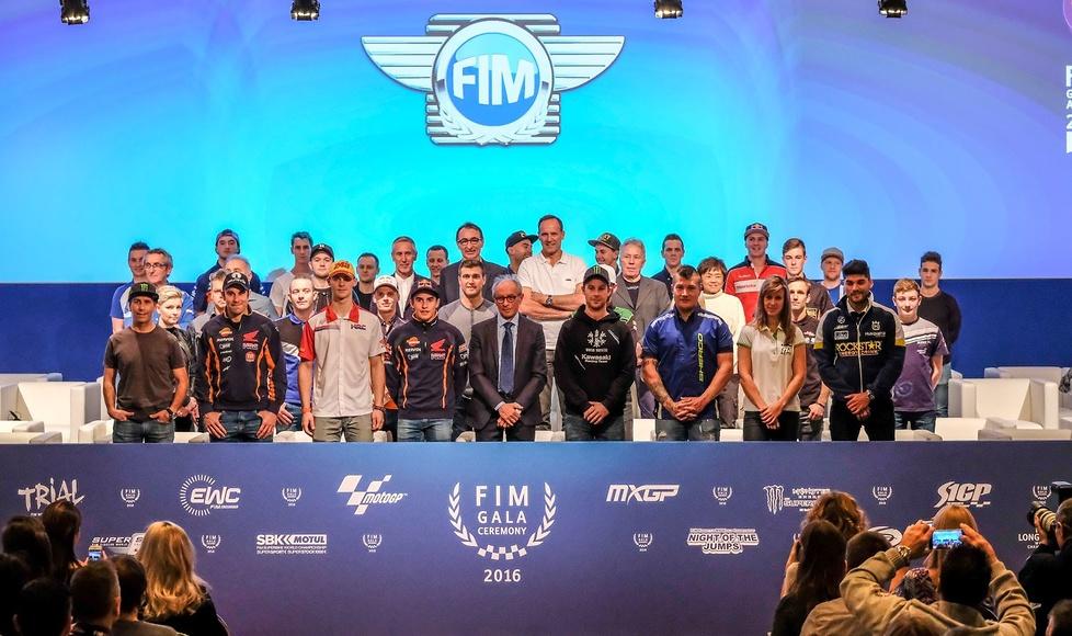 Gala FIM w Berlinie (galeria)