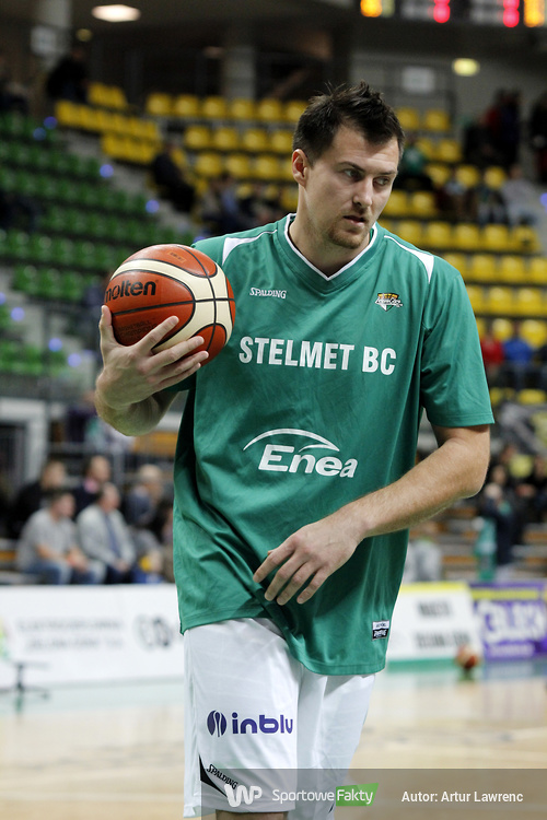 Stelmet Zielona Góra - AEK Ateny 78:75 (galeria)