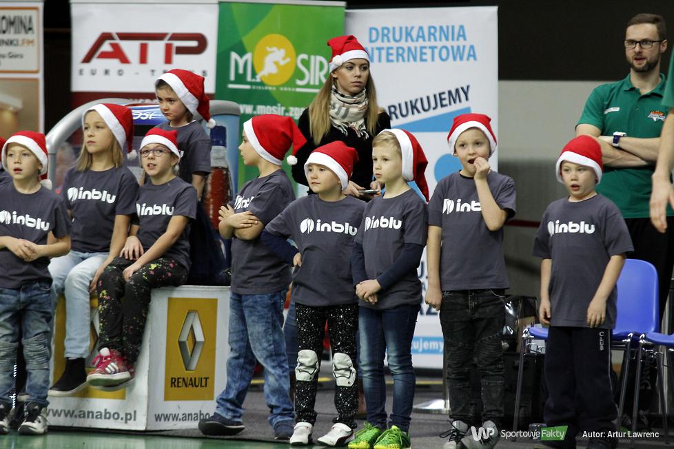 Stelmet Zielona Góra - Dinamo Sassari 81:78 (galeria)
