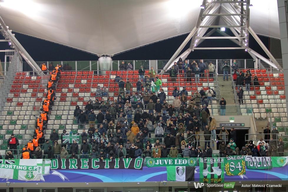 Liga Mistrzów: Legia Warszawa – Sporting Lizbona 1:0 (galeria)