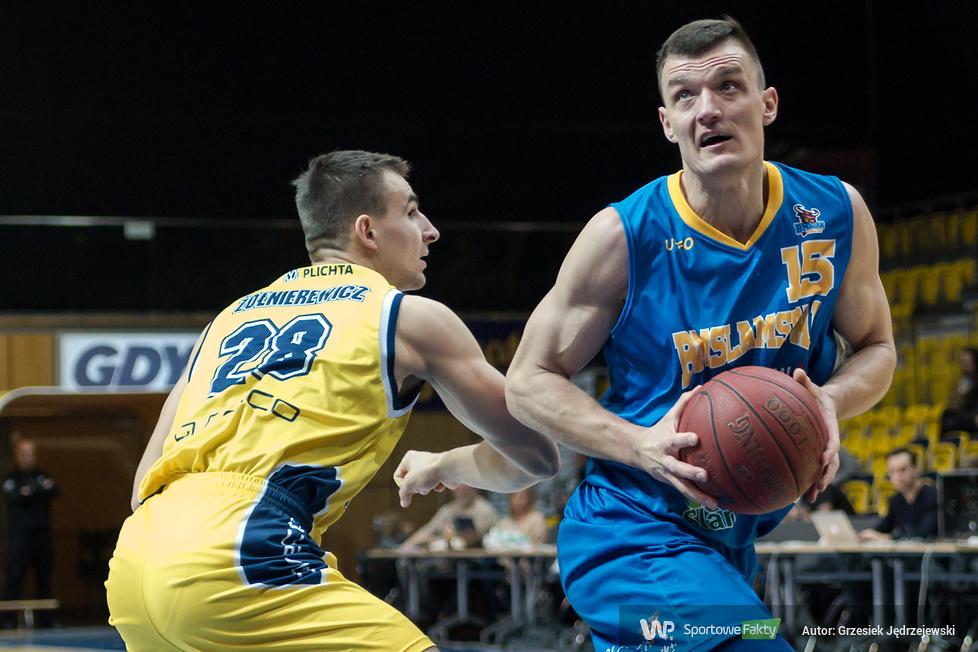 Asseco Gdynia - BM Slam Stal Ostrów Wielkopolski 68:76 (galeria)