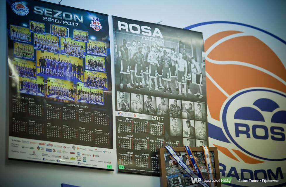 Rosa Radom - Asseco Gdynia 70:67 (galeria)