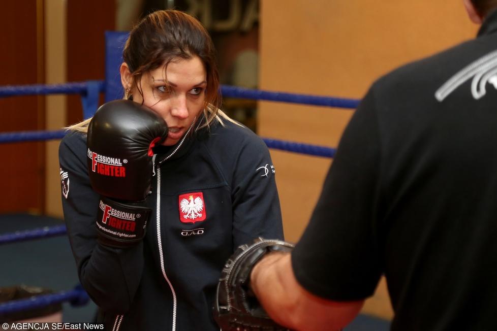 Klepacka szaleje w ringu. Jej trener twierdzi, że mogłaby namieszać w polskim boksie!
