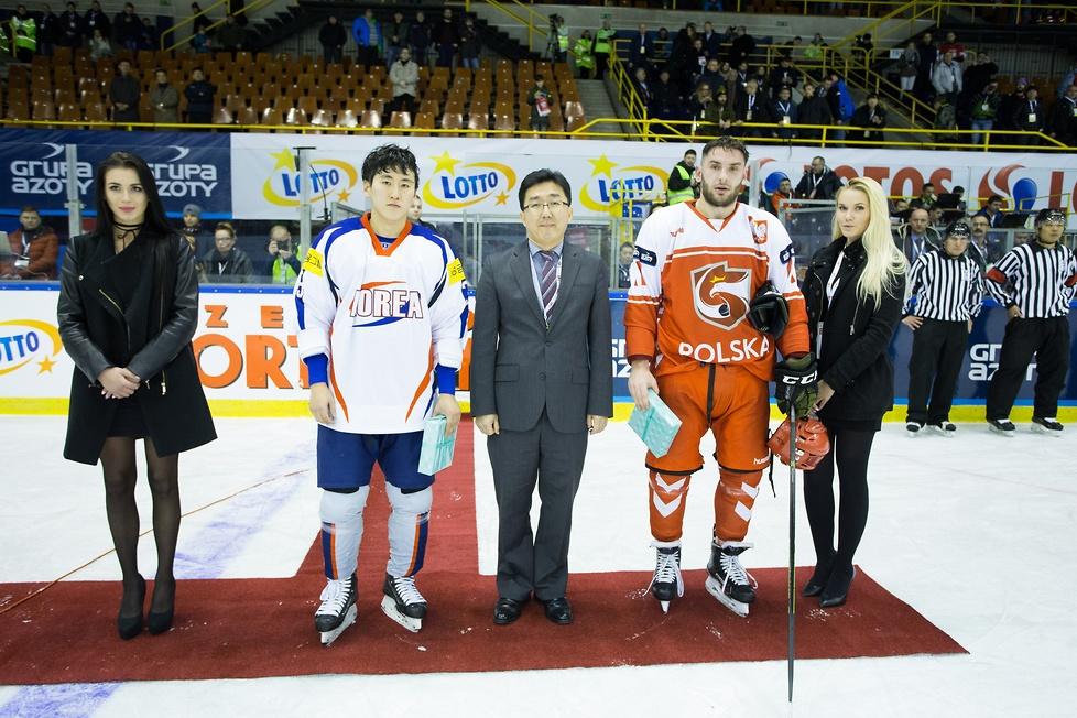 Euro Ice Hockey Challenge w Gdańsku (galeria)