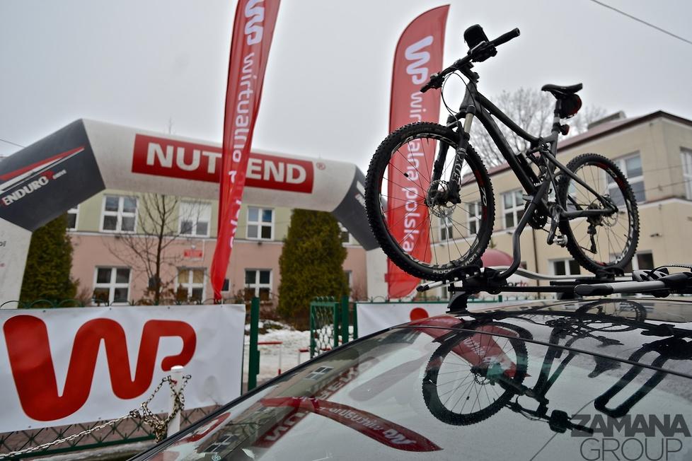 Cykl Northtec MTB Zimą zainaugurowany (galeria)