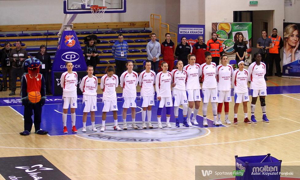 Puchar Polski: Ślęza Wrocław - Wisła Can-Pack Kraków 62:63 (galeria)