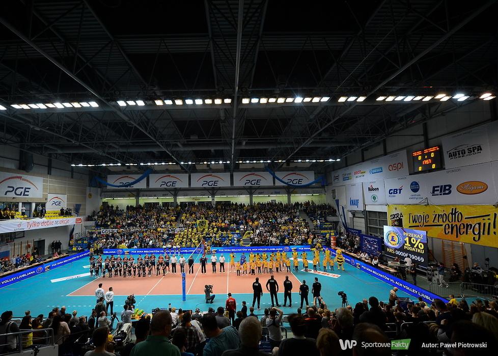 LM: PGE Skra Bełchatów - Ach Volley Lublana 3:1 (galeria)