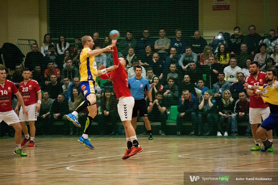 Puchar Polski: SRS Czuwaj Przemyśl - Vive Tauron Kielce 26:40 (galeria)