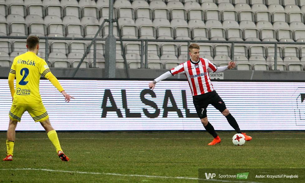 Cracovia - MFK Zemplin Michalovce 0:0 (galeria)