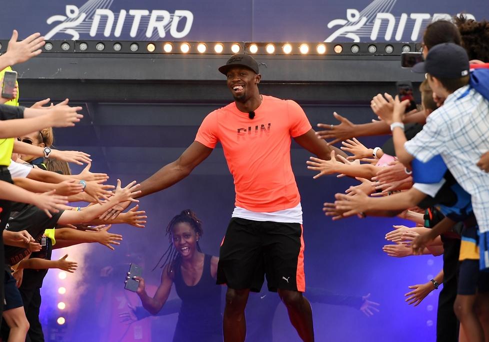 Bolt i jedna z najseksowniejszych lekkoatletek. Wpadła mu w oko?