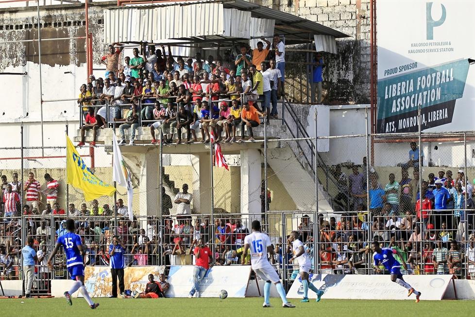 Barrack Young Controller vs Stade Malien...