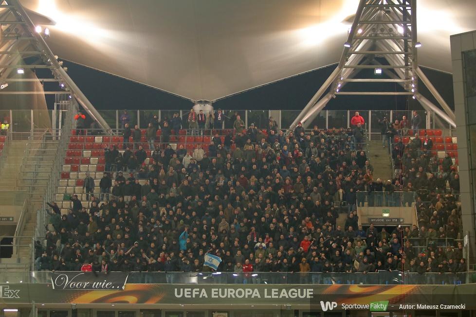 Liga Europy: Legia Warszawa - Ajax Amsterdam 0:0 (galeria)