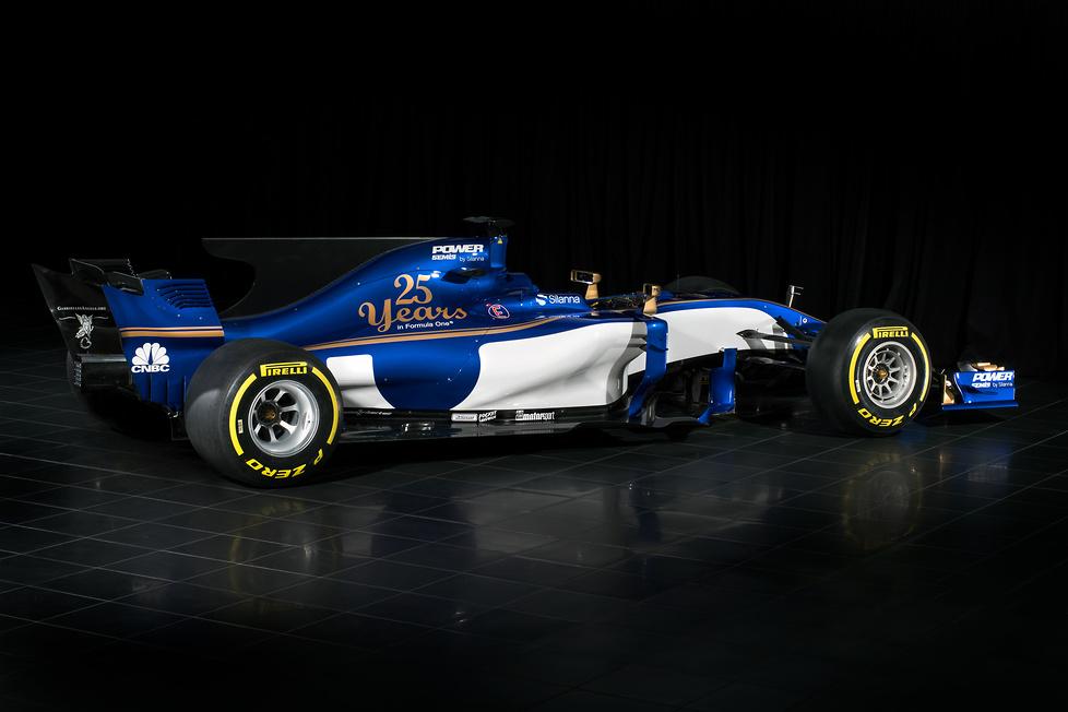 Sauber zaprezentował bolid (galeria)