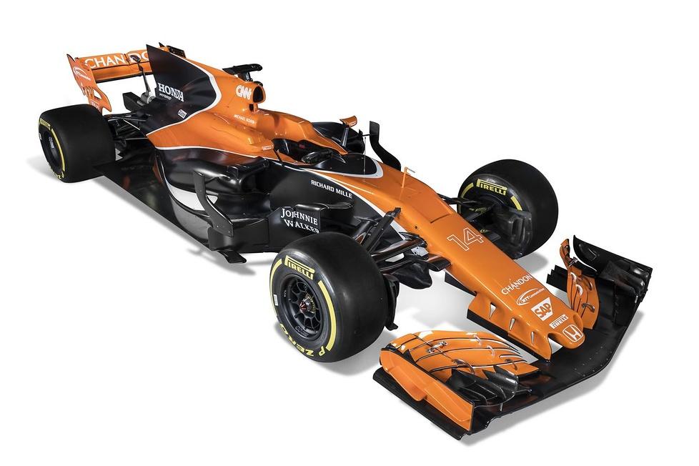 McLaren pokazał model MCL32 (galeria)