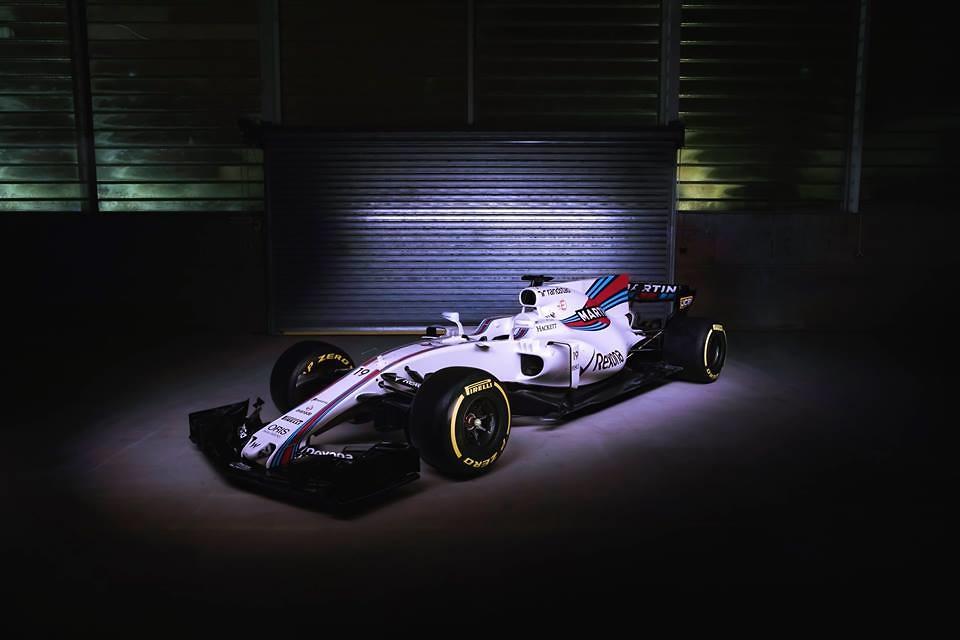Williams oficjalnie przedstawił FW40 (galeria)
