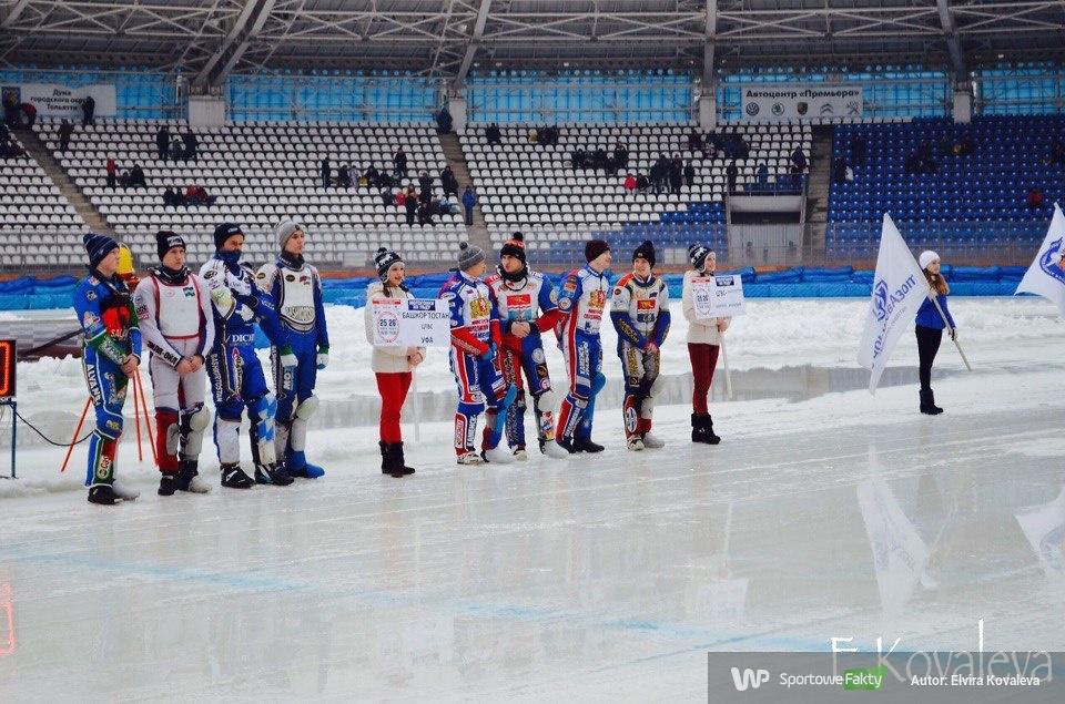 Superliga w ice racingu w Togliatti (galeria)