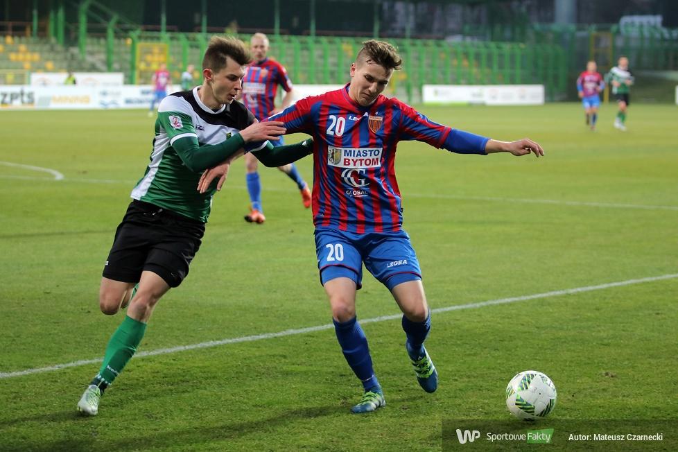 II liga: PGE GKS Bełchatów - Polonia Bytom 0:1 (galeria)