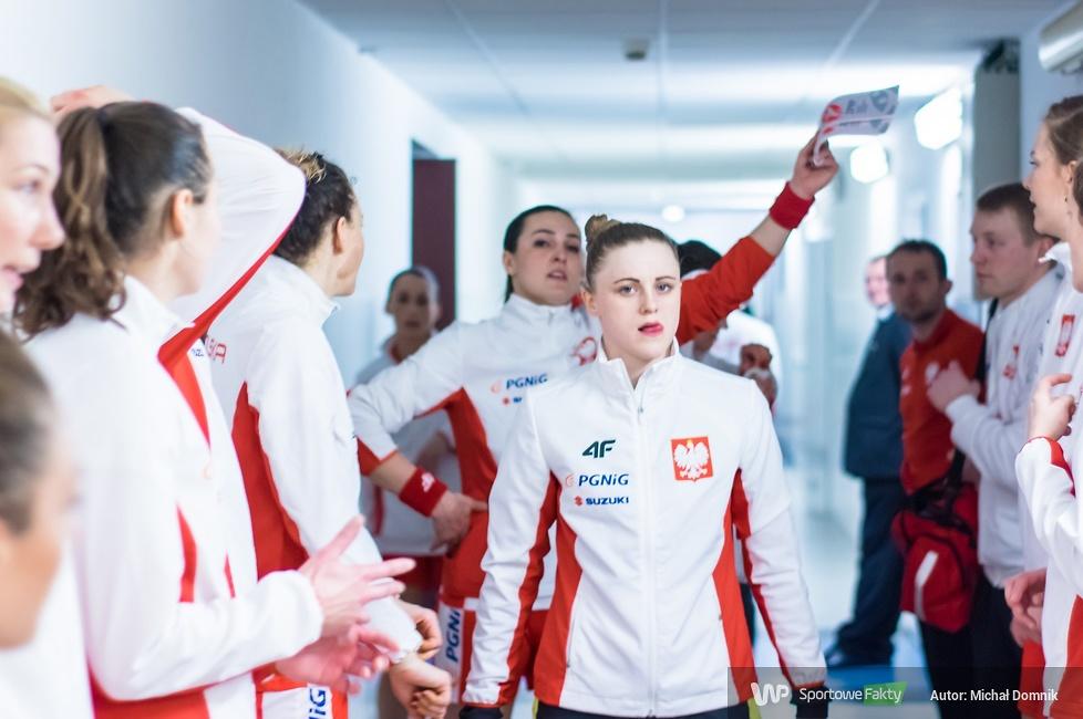 Turniej w Gdańsku. Ukraina - Polska 17:26 (galeria)
