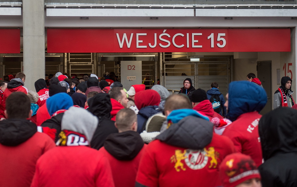 Huczne otwarcie stadionu Widzewa. 18 tysięcy widzów na trybunach! (galeria)
