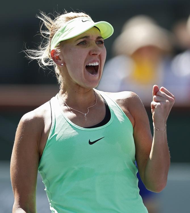 Jelena Wiesnina triumfatorką turnieju w Indian Wells (galeria)