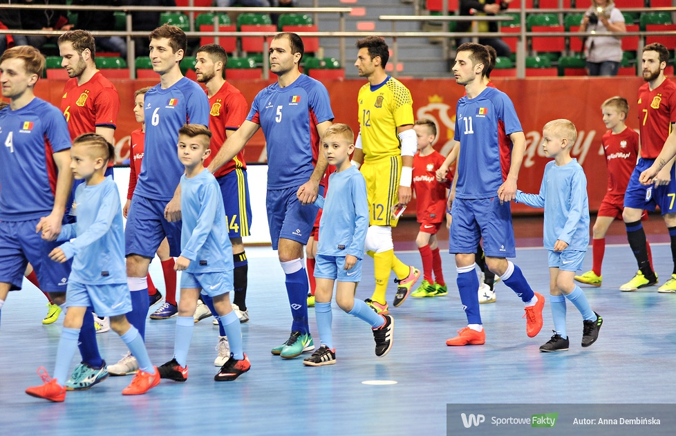Hiszpania - Mołdawia 7:0 (galeria)