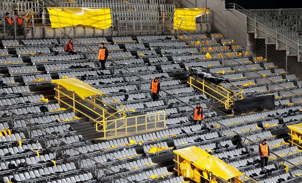 W środę o godz. 18:45 w Dortmundzie rozpocznie mecz ćwierćfinałowy Lig...