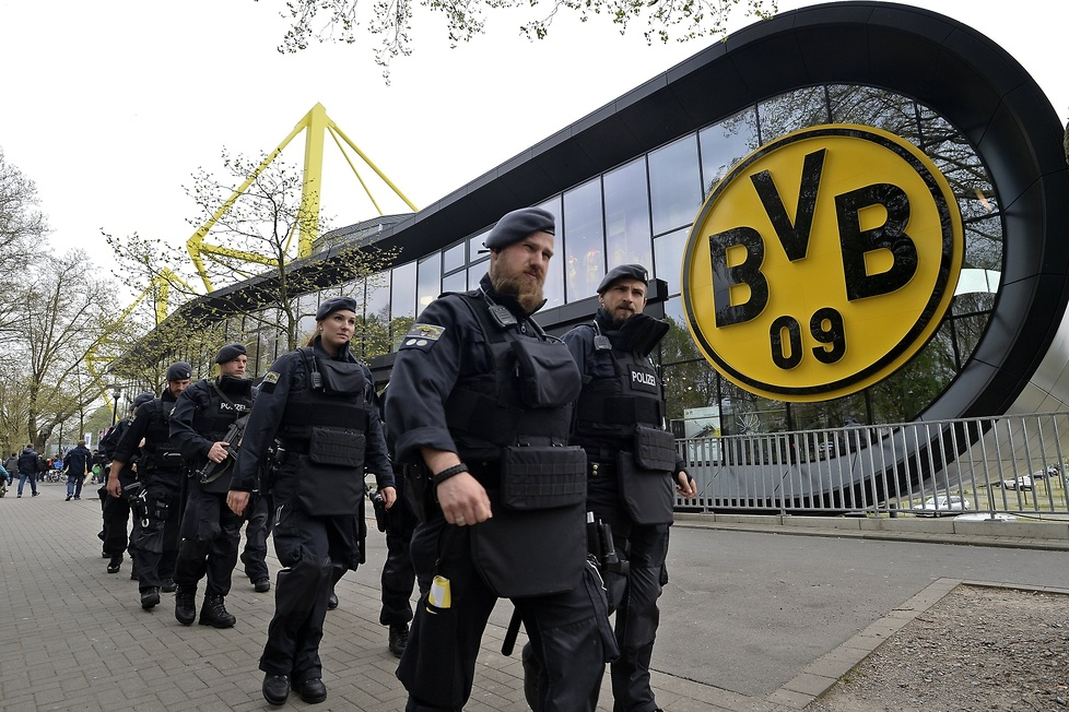 Liga Mistrzów. Twierdza Dortmund (galeria)
