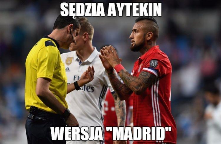 Błędy sędziego, hat-trick Ronaldo, gol
