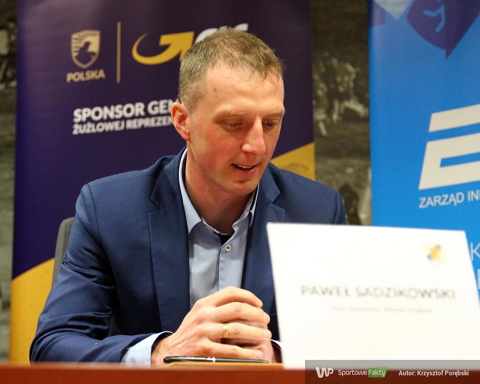 Konferencja prasowa przed meczem Polska - Australia w Krakowie (galeria)