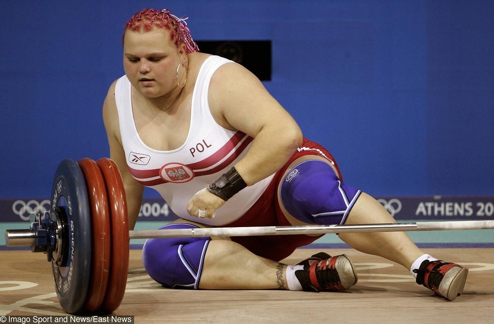 Agata Wróbel jest dwukrotną medalistką igrzysk olimpijskich w podnosze...