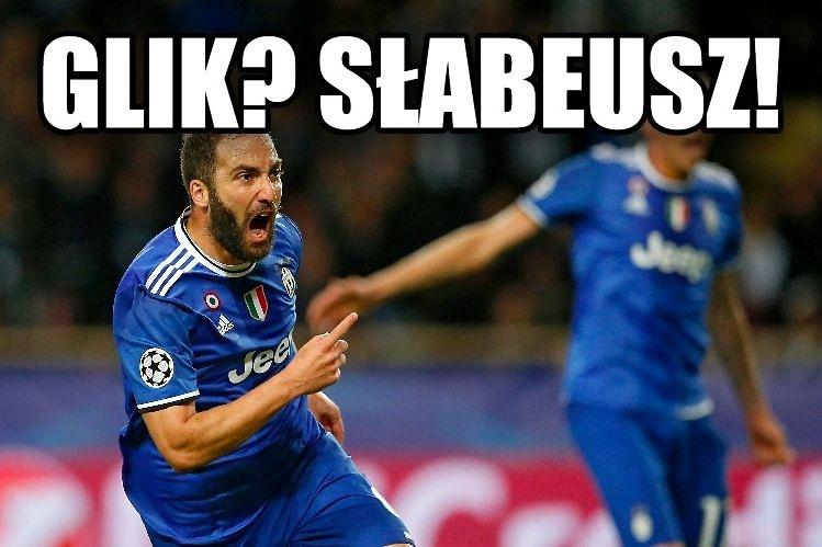Glik? Słabeusz! Zobacz memy po meczu Monaco - Juve