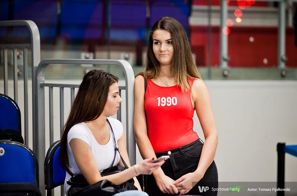 Cheerleaders Toruń w play-offs podczas meczu Polski Cukier Toruń - Rosa Radom (galeria)