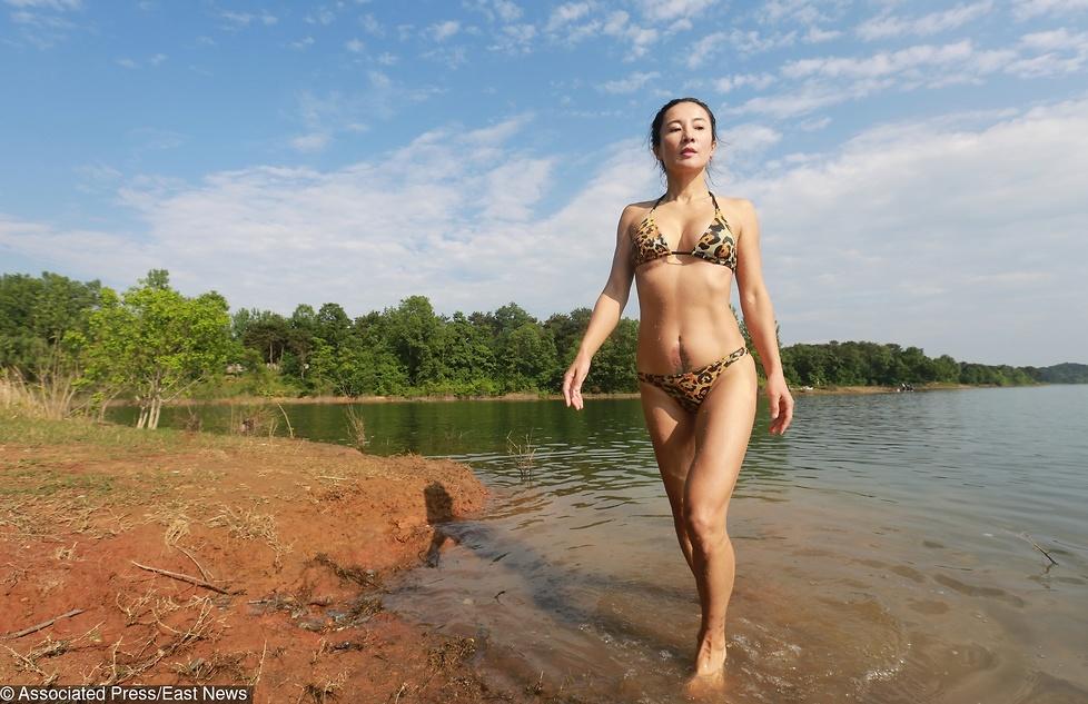 Liu Yelin z chińskiej prowincji Henan, znajdującej się w środkowej czę...