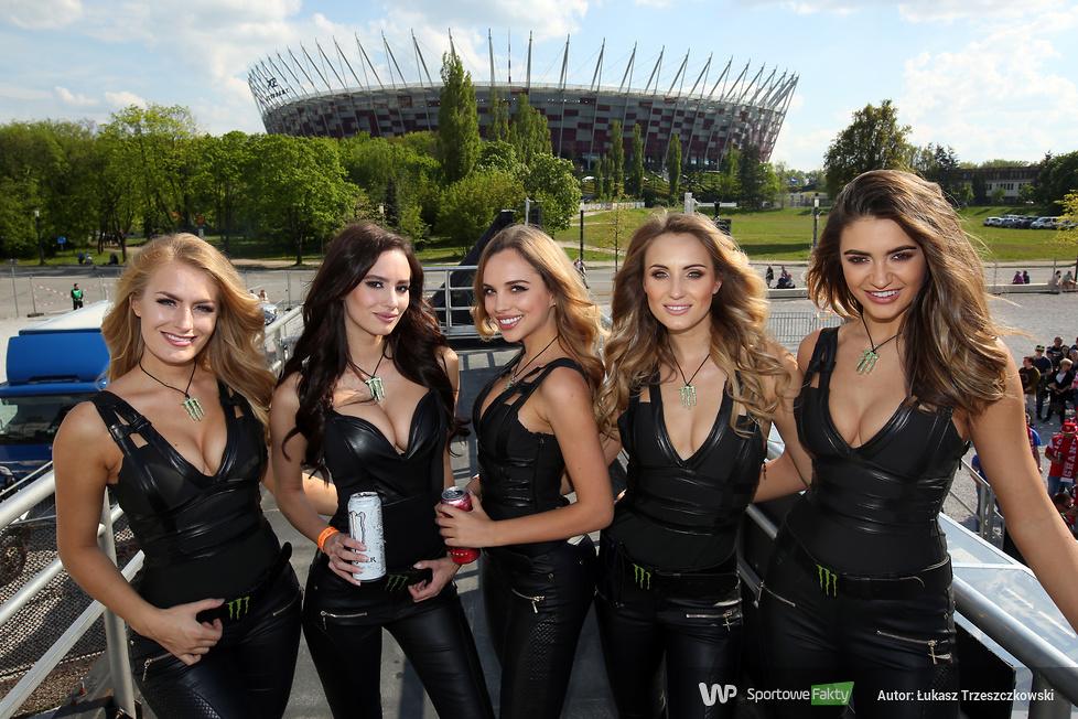 Monster Energy Girls podczas zawodów LOTTO Warsaw FIM Speedway Grand Prix Polski (galeria)
