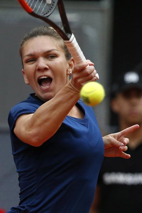 Simona Halep mistrzynią Mutua Madrid Open 2017 (galeria)