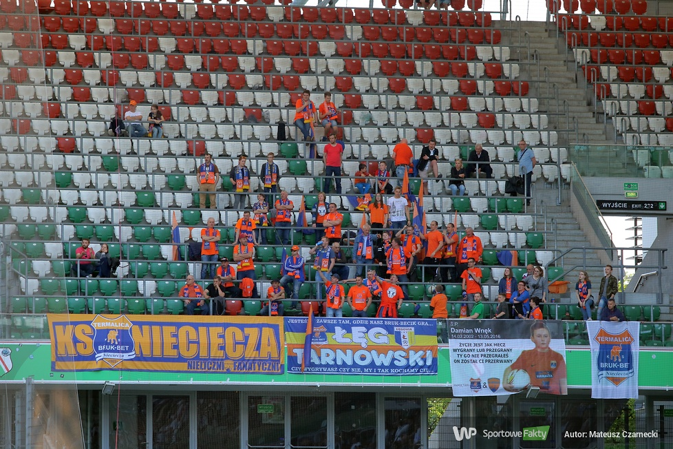 Legia Warszawa - Bruk-Bet Termalica Nieciecza 6:0 (galeria)