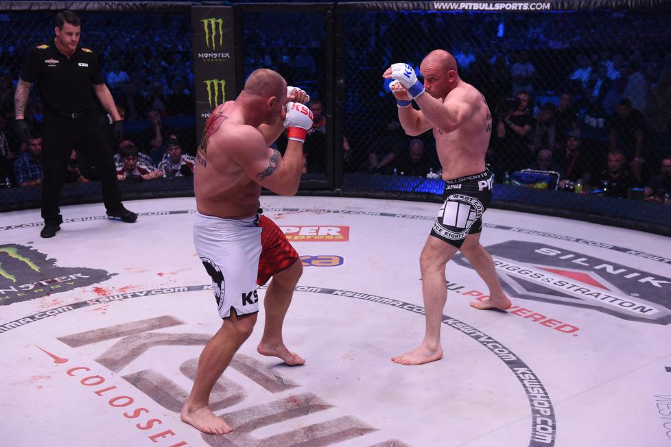 Pudzianowski i Kowalczyk kiedyś rywalizowali w zawodach strongmanów. W...