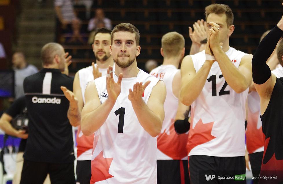 Liga Światowa, gr. B1: Kanada - Belgia 3:2 (galeria)