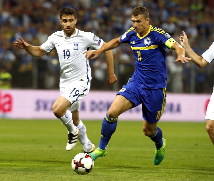 W spotkaniu grupy H eliminacji mundialu Bośnia i Hercegowina zremisowa...