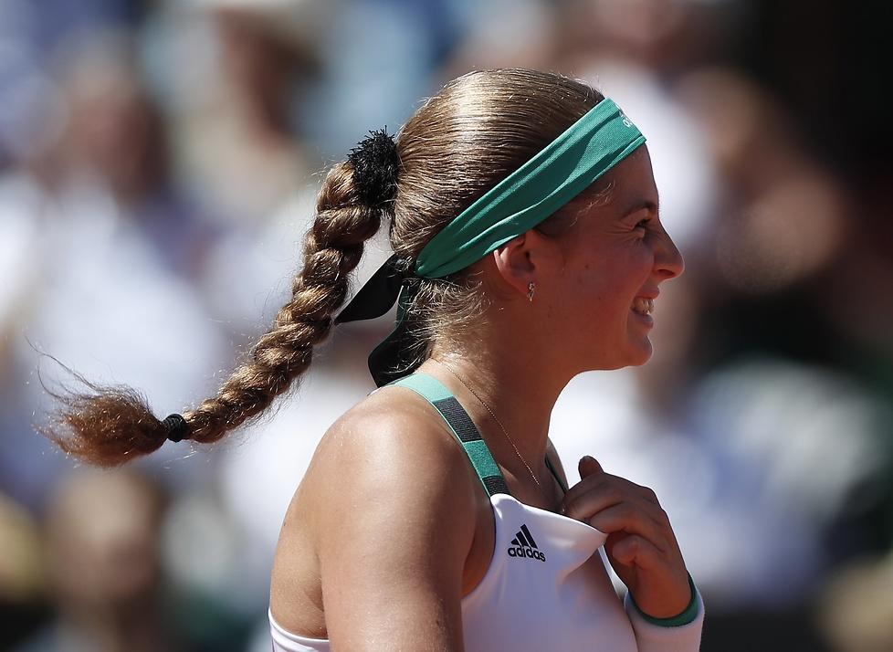 Jelena Ostapenko nową mistrzynią Rolanda Garrosa (galeria)
