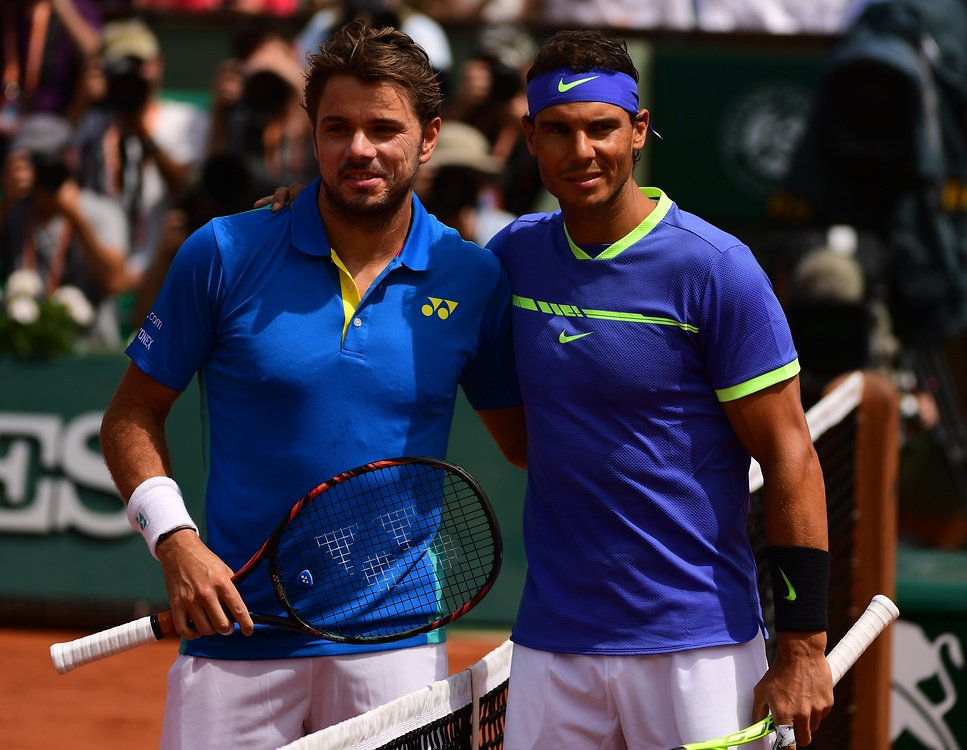 Rafael Nadal po raz 10. triumfatorem Rolanda Garrosa (galeria)