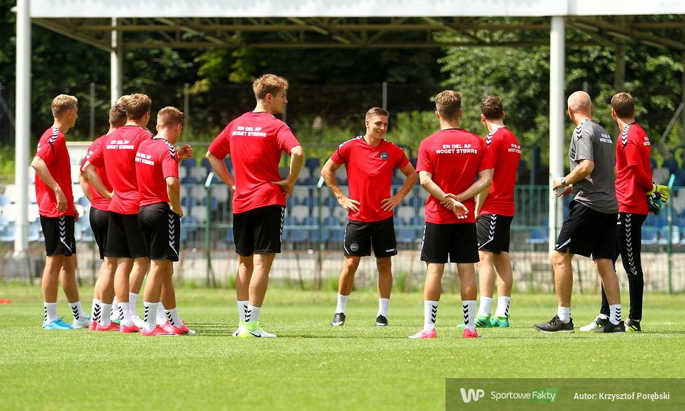UEFA EURO U21: Trening reprezentacji Danii (galeria)