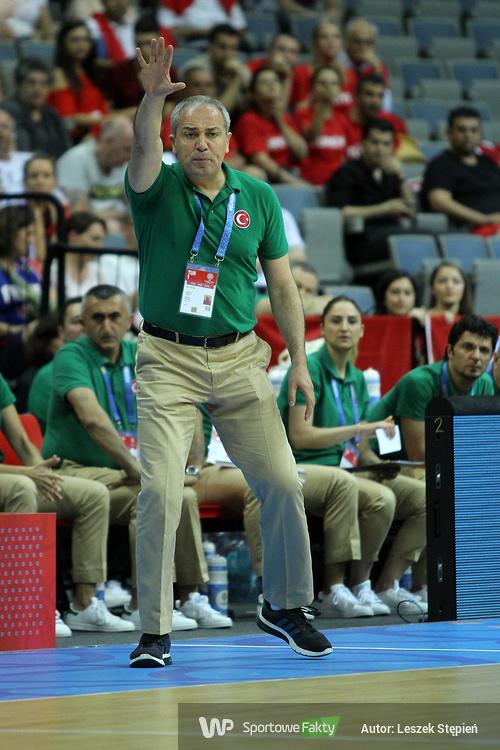Eurobasket Women 2017: Turcja - Grecja 55:84 (galeria)