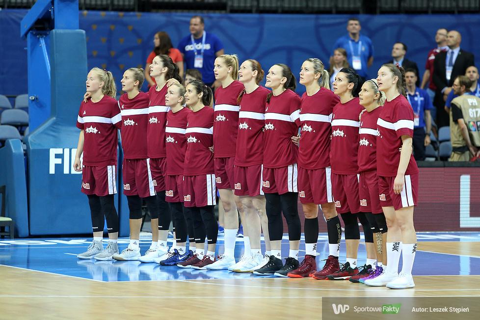 Eurobasket Women 2017: Hiszpania-Łotwa 67:47  (galeria)