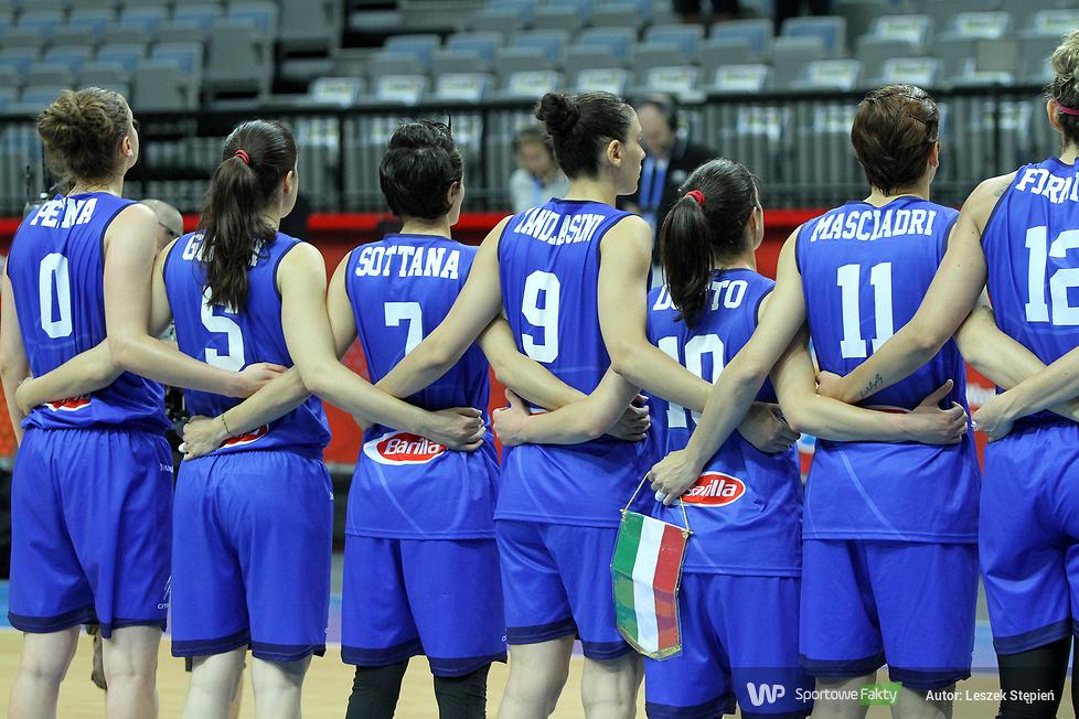 Eurobasket Women 2017: Łotwa - Włochy 68:67 (galeria)